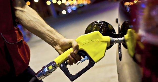 benzin pompasi