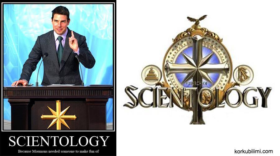 Scientology tarikatı nedir