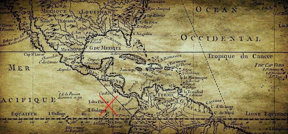 lima hazinesi haritasi