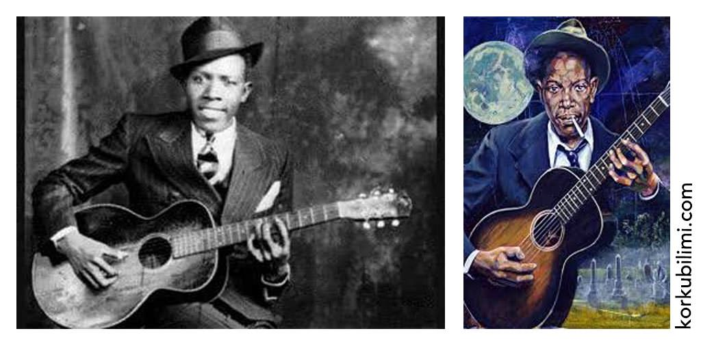 robert johnson devil