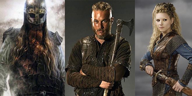 eric bloodaxe vikings