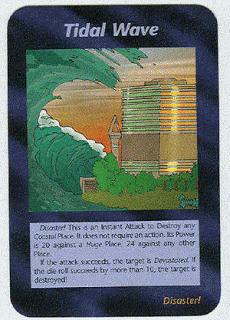 illuminati kart oyunu Tsunami