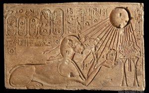 Akhenaton_sfinge