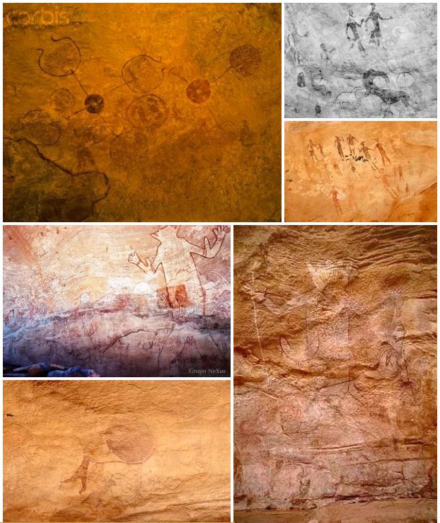 Tassili Mağaraları