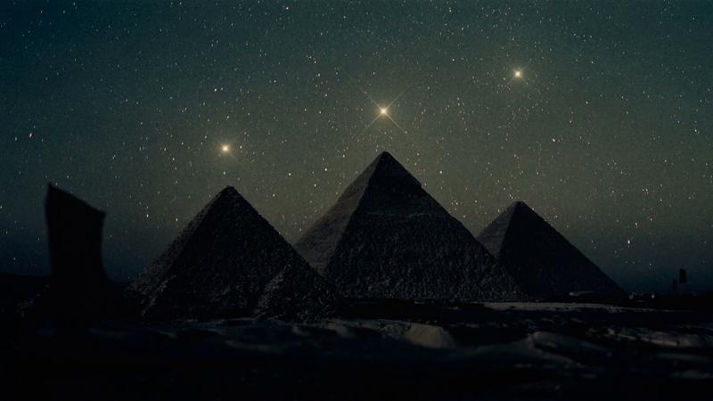 egypt pyramids planets align - photo #20